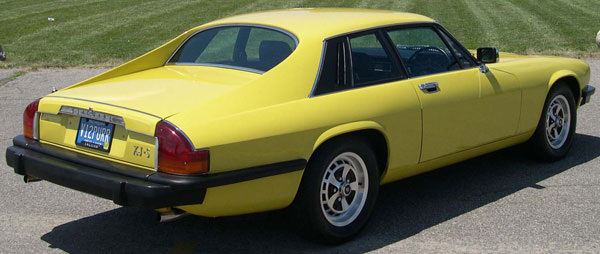 XJS Data  Catalog  Models  Jaguar XJS information articles