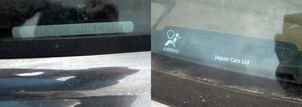 Windshield Tags